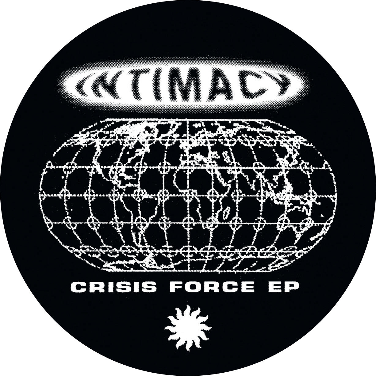 Intimacy - Crisis Force EP , Vinyl - Vector Works, Unearthed Sounds