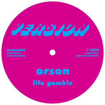 Orson - Life Gamble / 12:09 - Unearthed Sounds