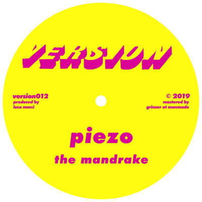 Piezo - The Mandrake / Tinned - Unearthed Sounds, Vinyl, Record Store, Vinyl Records