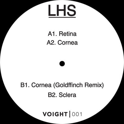 LHS - Retina EP (Feat. GoldFFinch Remix) - Unearthed Sounds