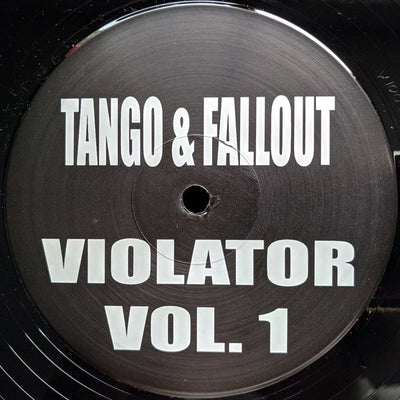 Tango & Fallout - Violator Vol. 1 - Unearthed Sounds
