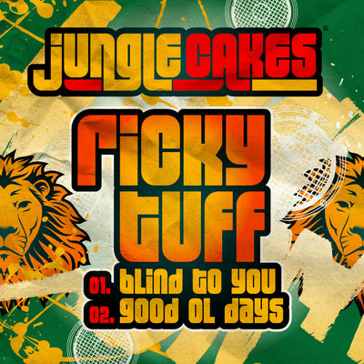 Ricky Tuff - Jungle Cakes Vol. 18 - Unearthed Sounds
