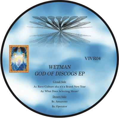 Wetman - God Of Discogs EP - Unearthed Sounds