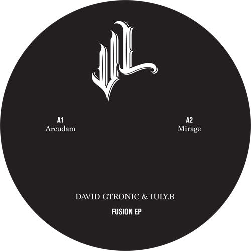 David Gtronic & IULY.B - Fusion EP , Vinyl - Vatos Locos, Unearthed Sounds
