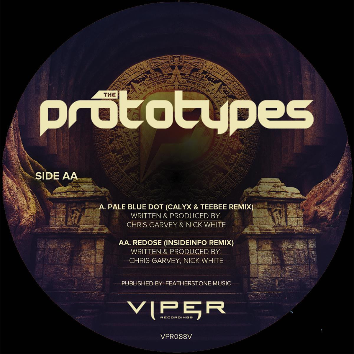 The Prototypes - Prototypes Remixes [Calyx & Teebee / InsideInfo]