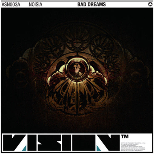 Noisia - Bad Dreams / Omissions , Vinyl - Vision Recordings, Unearthed Sounds