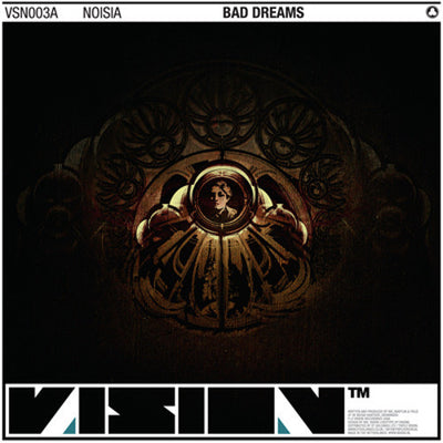 Noisia - Bad Dreams / Omissions - Unearthed Sounds