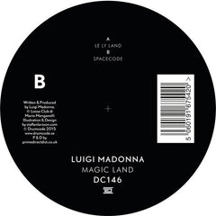 Luigi Madonna - Magic Land - Unearthed Sounds