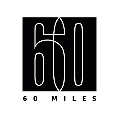 60 Miles - EP1 - Unearthed Sounds, Vinyl, Record Store, Vinyl Records