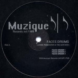 Faces Of Drums / Steve Poindexter - Faces Drums / Short Circuit - Unearthed Sounds
