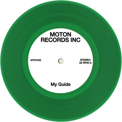 Moton Records Inc. - My Guide / Mans Lifespan - Unearthed Sounds