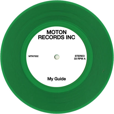 Moton Records Inc. - My Guide / Mans Lifespan