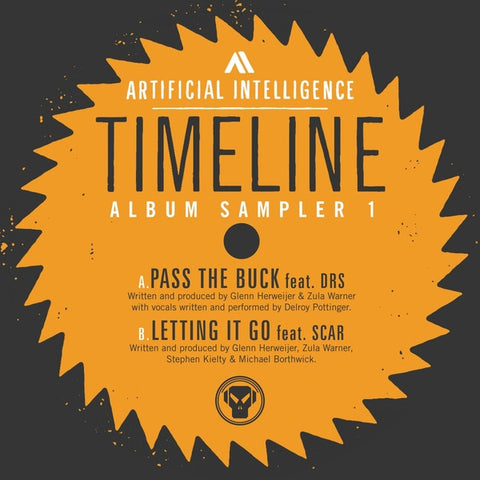 Artificial Intelligence - Timeline : Sampler 1