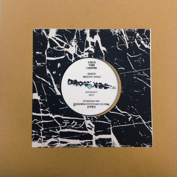 Various Artists - DRWND002 - Unearthed Sounds