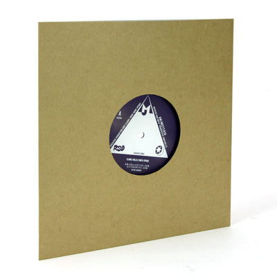 AMJ Meets RSD - Serious Signs / Second Drop - Unearthed Sounds