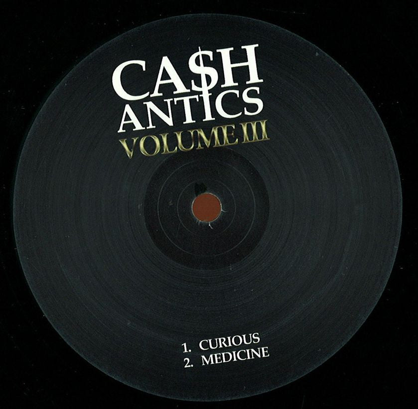 Bad Autopsy - Cash Antics Vol III - Unearthed Sounds