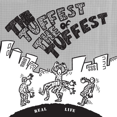 "Various Artists - Tuffest Of The Tuffest (2019 Edition) [2 x 12"" Vinyl]"