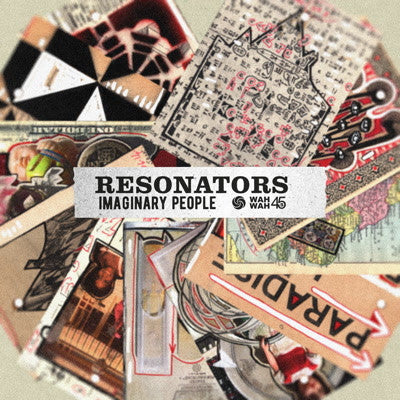 "Resonators - Imaginary People [7"" Vinyl] , Vinyl - Wah Wah 45s, Unearthed Sounds"