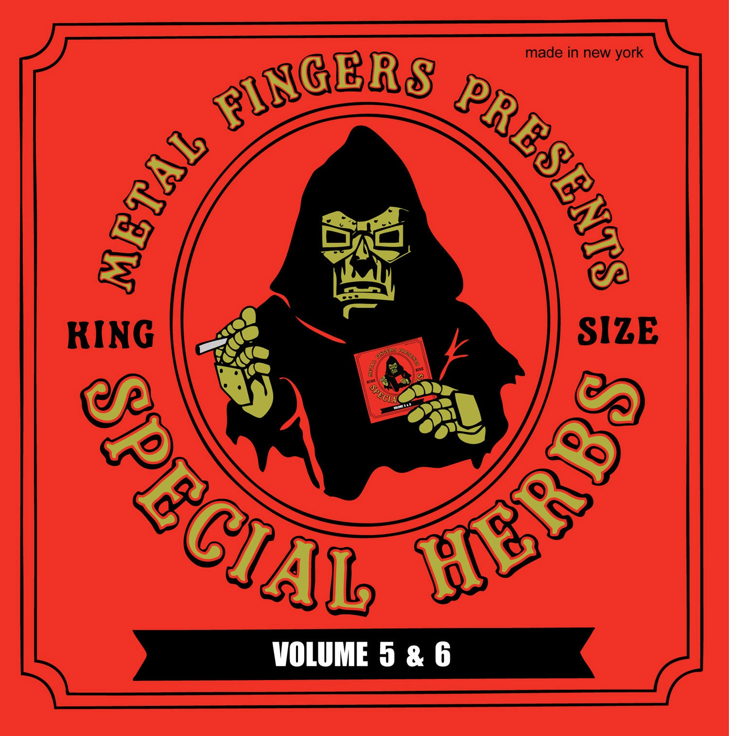 MF Doom - Special Herbs Vol. 5 & 6 - Unearthed Sounds