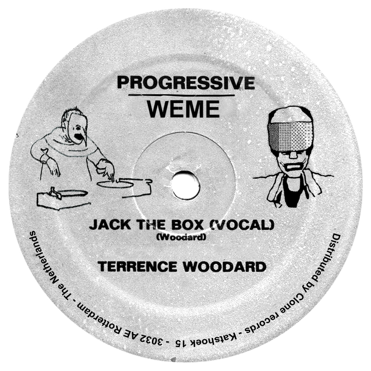 Terrence Woodard - Jack The Box
