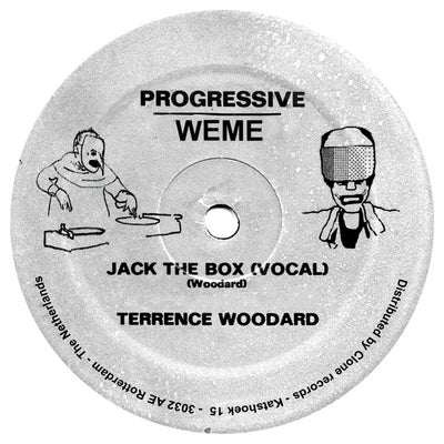 Terrence Woodard - Jack The Box - Unearthed Sounds