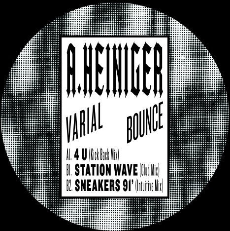 A. Heiniger - Varial Bounce - Unearthed Sounds