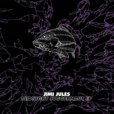 Jimi Jules - Midnight Juggernaut EP - Unearthed Sounds