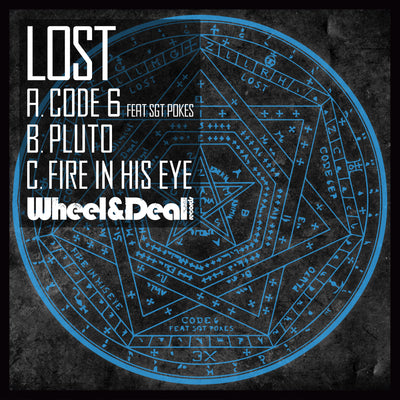 LOST - Code 6 EP (feat. Sgt Pokes)