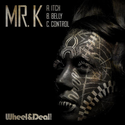 Mr.K - Itch EP