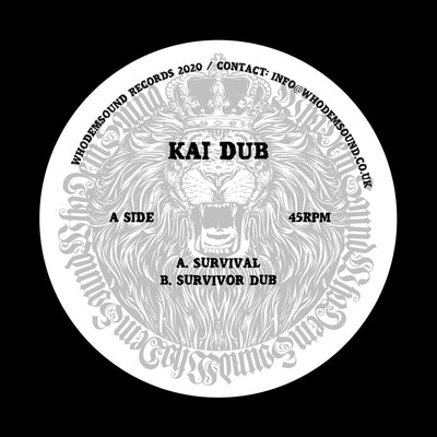 Kai Dub - Survival [7'' Vinyl] - Unearthed Sounds