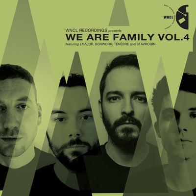 Various Artists - We Are Family Vol. 4 - Unearthed Sounds