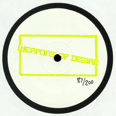 "Posthuman - Cobalt Thorium G & Derek Carr Remix [ltd s/sided 12""] - Unearthed Sounds"
