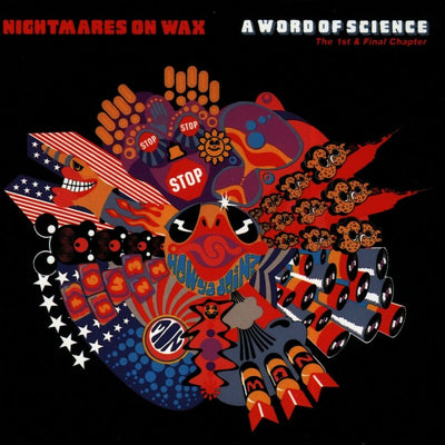 Nightmares On Wax - A Word Of Science: The 1st & Final Chapter [2 x LP in Gatefold Sleeve] - Unearthed Sounds