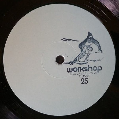 D-Man ‎- Workshop 25 - Unearthed Sounds