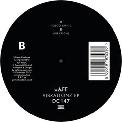 wAFF - Vibrationz , Vinyl - Drumcode, Unearthed Sounds - 2