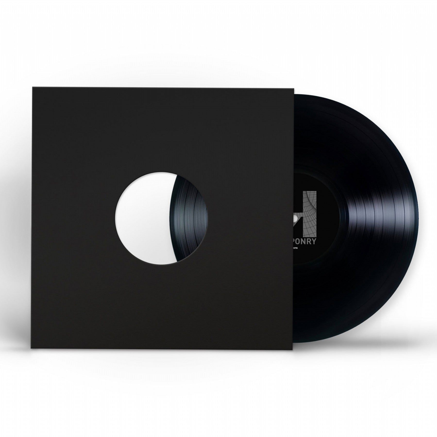 Homemade Weapons - Subcept EP [Black Vinyl Version]