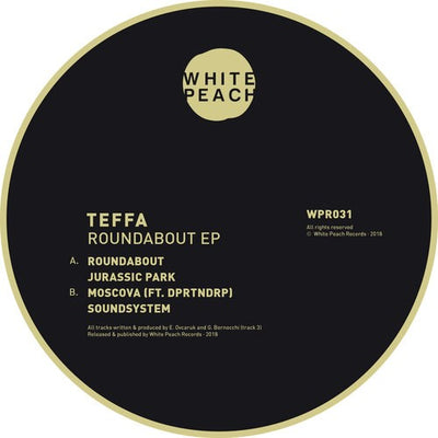 Teffa - Roundabout EP - Unearthed Sounds