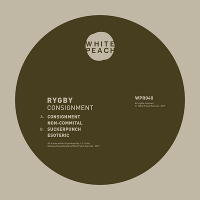 Rygby - Consignment - Unearthed Sounds