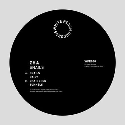 Zha - Snails - Unearthed Sounds, Vinyl, Record Store, Vinyl Records