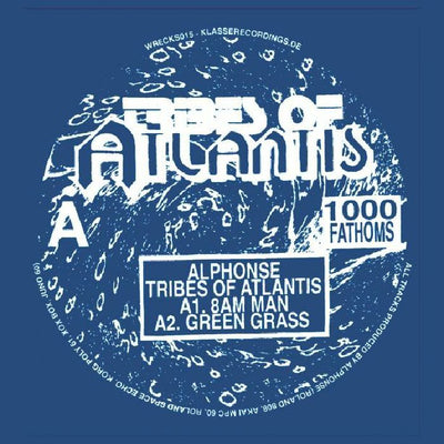Alphonse - Tribes of Atlantis EP