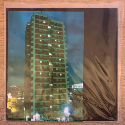 Tower Block Dreams - Intermittent Radiowaves - Unearthed Sounds, Vinyl, Record Store, Vinyl Records