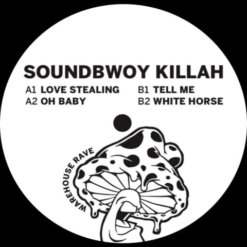 Soundbwoy Killah - Tell Me EP