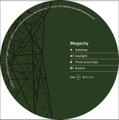 Megacity - Gateway - Unearthed Sounds