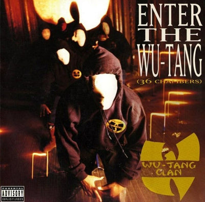 Wu-Tang Clan - Enter The Wu-Tang (36 Chambers) [LP] - Unearthed Sounds