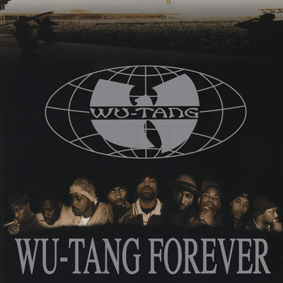 Wu-Tang Clan - Wu-Tang Forever [4 x 180g LP] - Unearthed Sounds