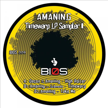 Amaning - Timewarp LP Sampler II - Unearthed Sounds