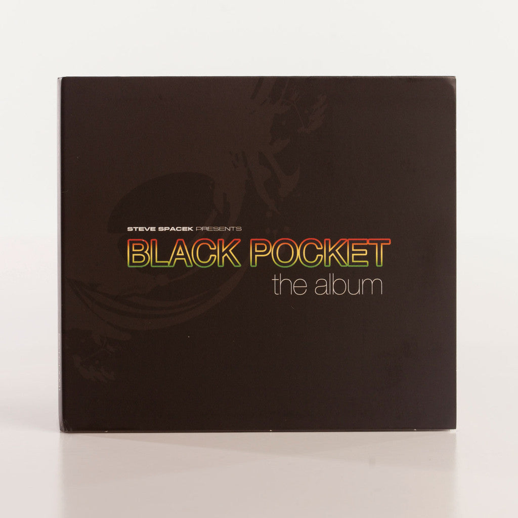 Steve Spacek - Black Pocket CD - Unearthed Sounds