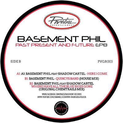 Basement Phil - Past, Present & Future EP 8 - Unearthed Sounds