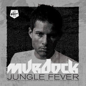 Various Artists - Murdock presents Jungle Fever Vol. 1 (CD Edition) - Unearthed Sounds