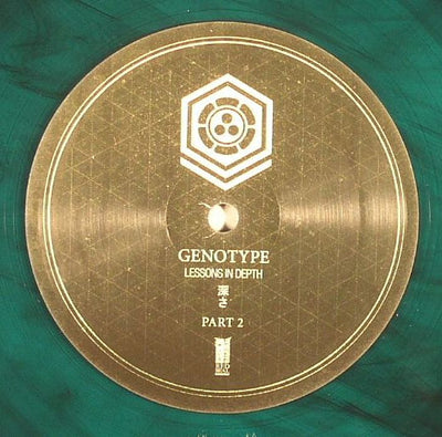 Genotype - Lessons In Depth Pt. 2 - Unearthed Sounds